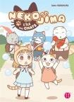 Nekojima l'île des chats de Sato Horokura ed. Nobi-Nobi, 9,45 €