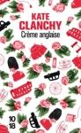 Crème anglaise de Kate Clanchy ed. 10/18  7,80€