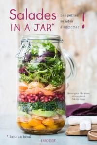 Salades in a jar de Bérengère Abraham ed. Larousse 12,50€