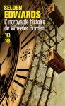 L'incroyable histoire de Wheeler Burden de Selden Edwards ed. 10/18, 9,60€