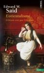 L'orientalisme : l'Orient créé par l'Occident de Edward W. Said ed. Points 11,80€