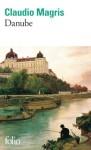 Danube de Claudio Magris ed. Folio 10,90€